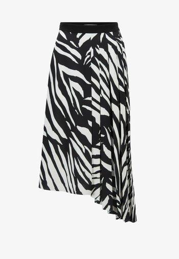 VAVERY - A-line skirt - patterned