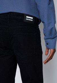 Dr.Denim - CLARK - Jeans Tapered Fit - black - 5