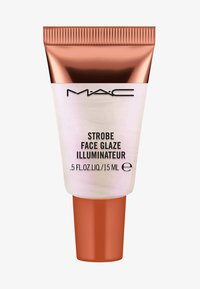 BRONZING COLLECTION STROBE FACE GLAZE - Highlighter - like it lilac that