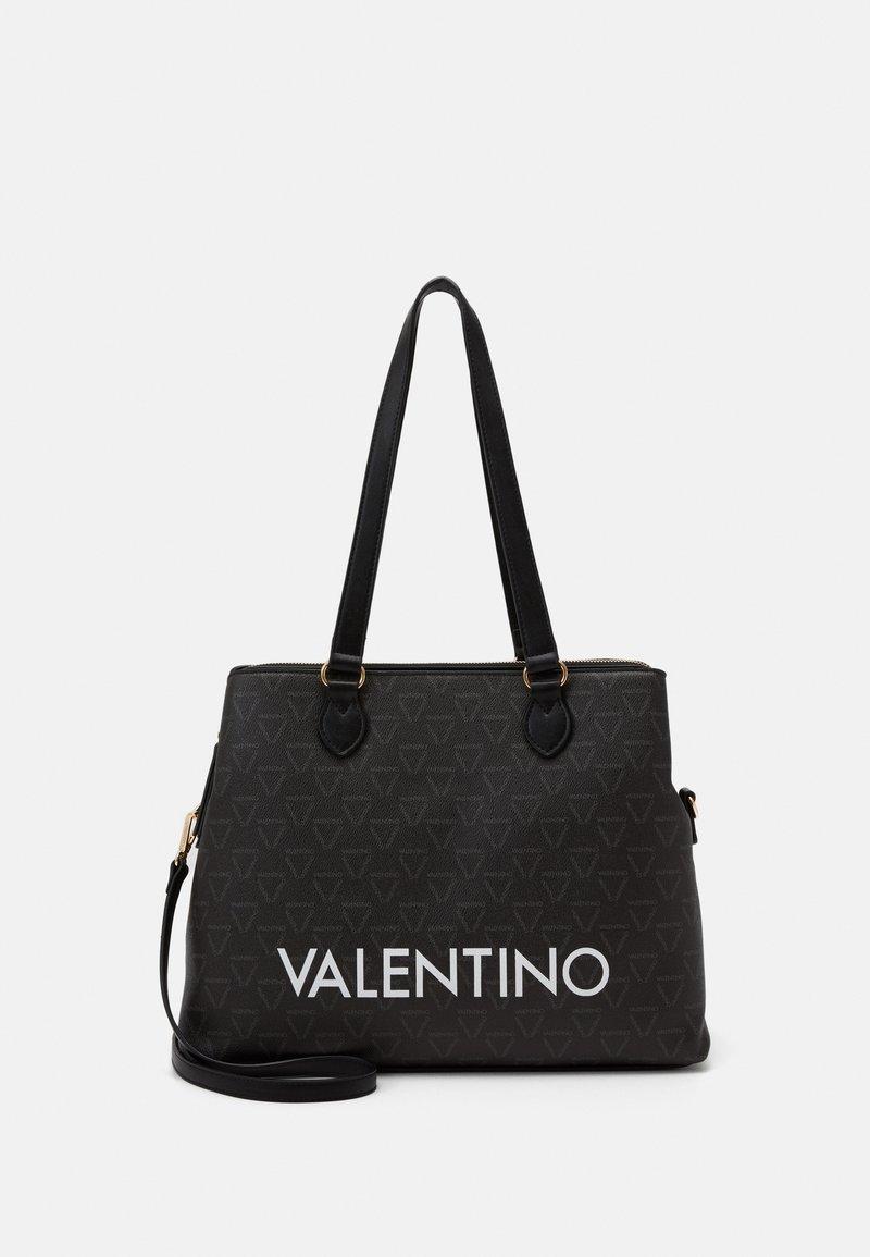 Valentino Bags - LIUTO - Axelremsväska - nero/multicolor