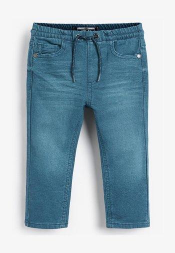 Slim fit jeans - teal