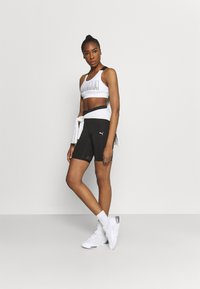 Puma - TRAIN FAVORITE BIKER SHORT - Collant - black - 1
