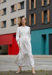 Olivia Rubin - SADIE - Maxi dress - white - 2
