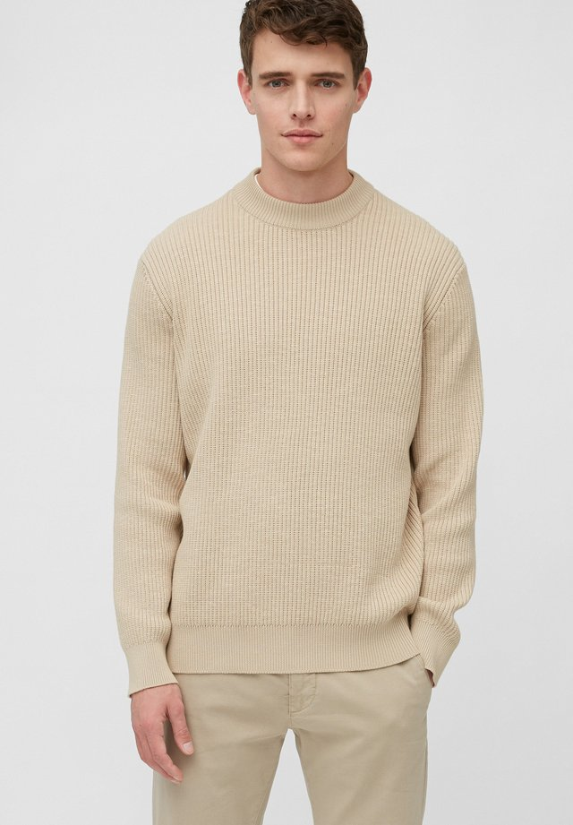 Jumper - ring road knit