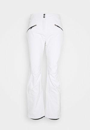 THÔNES SKI - Snow pants - weiss