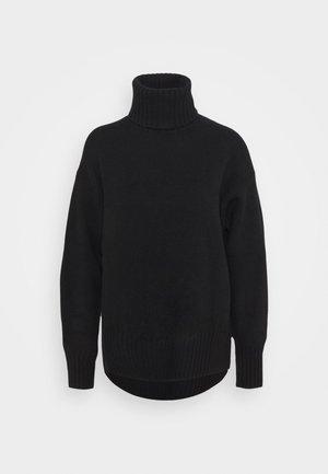 Sweter - black