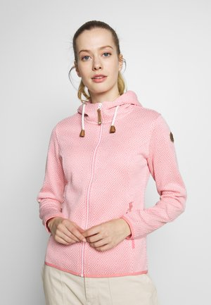 ADRIAN - Fleece jacket - pink