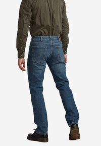 Wrangler - ARIZONA - Straight leg jeans - blue denim - 2