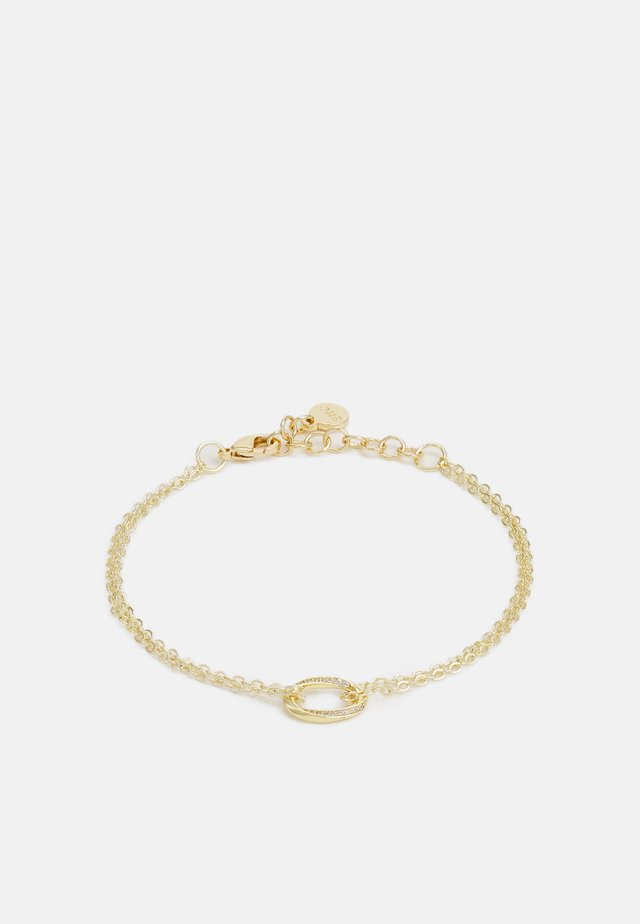 BESSIE BIG CHAIN BRACE - Armband - gold-coloured