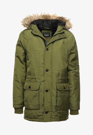 Parka - avocado green