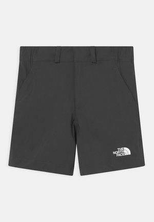 EXPLORATION - Outdoor shorts - asphalt grey