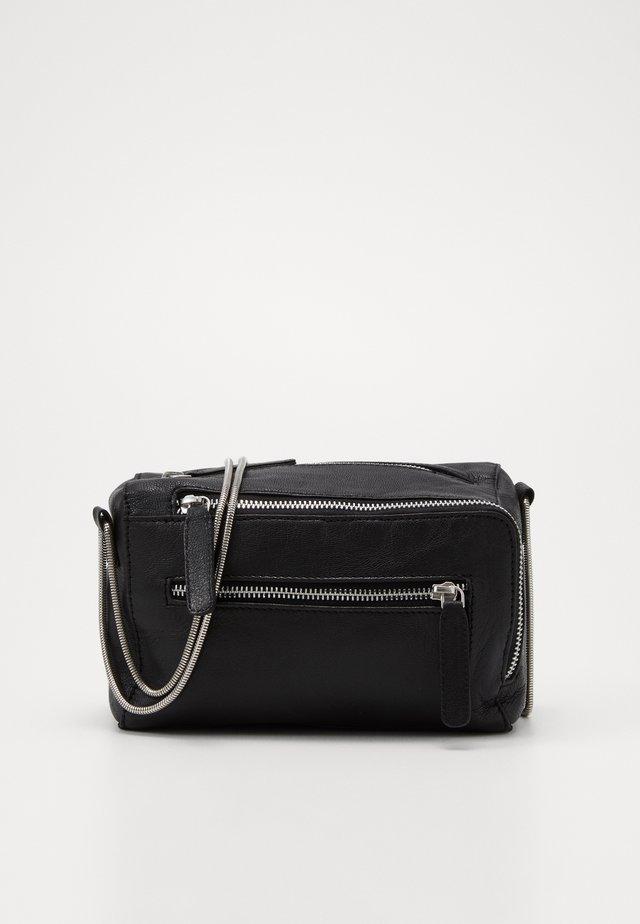 OBJNETY CROSSOVER - Across body bag - black