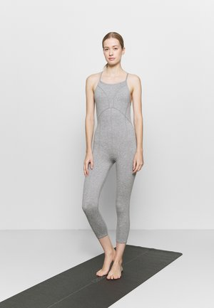 SIDE TO SIDE PERFORMANCE - Gym suit - grey combo