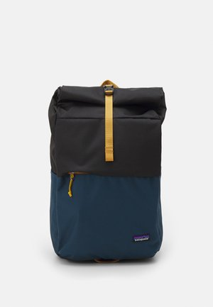 ARBOR ROLL TOP PACK UNISEX - Rucksack - ink black