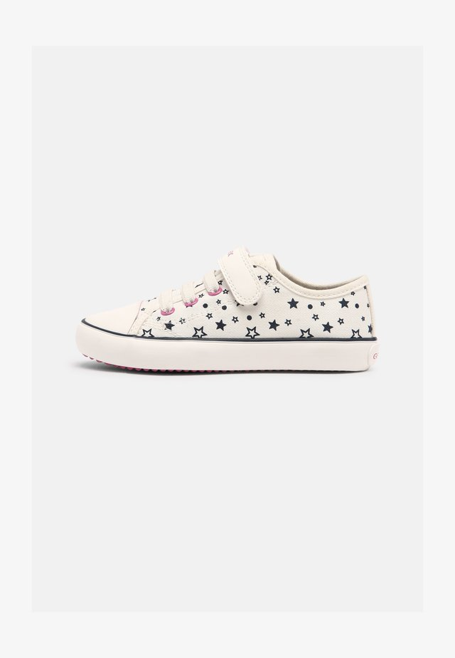 GISLI GIRL - Sneakers basse - off white