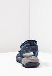 Superfit - HIKE - Sandals - blau - 3