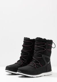O'Neill - GLACIER - Vinterstøvler - black - 2