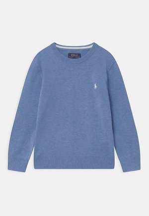 Jumper - soft royal heather