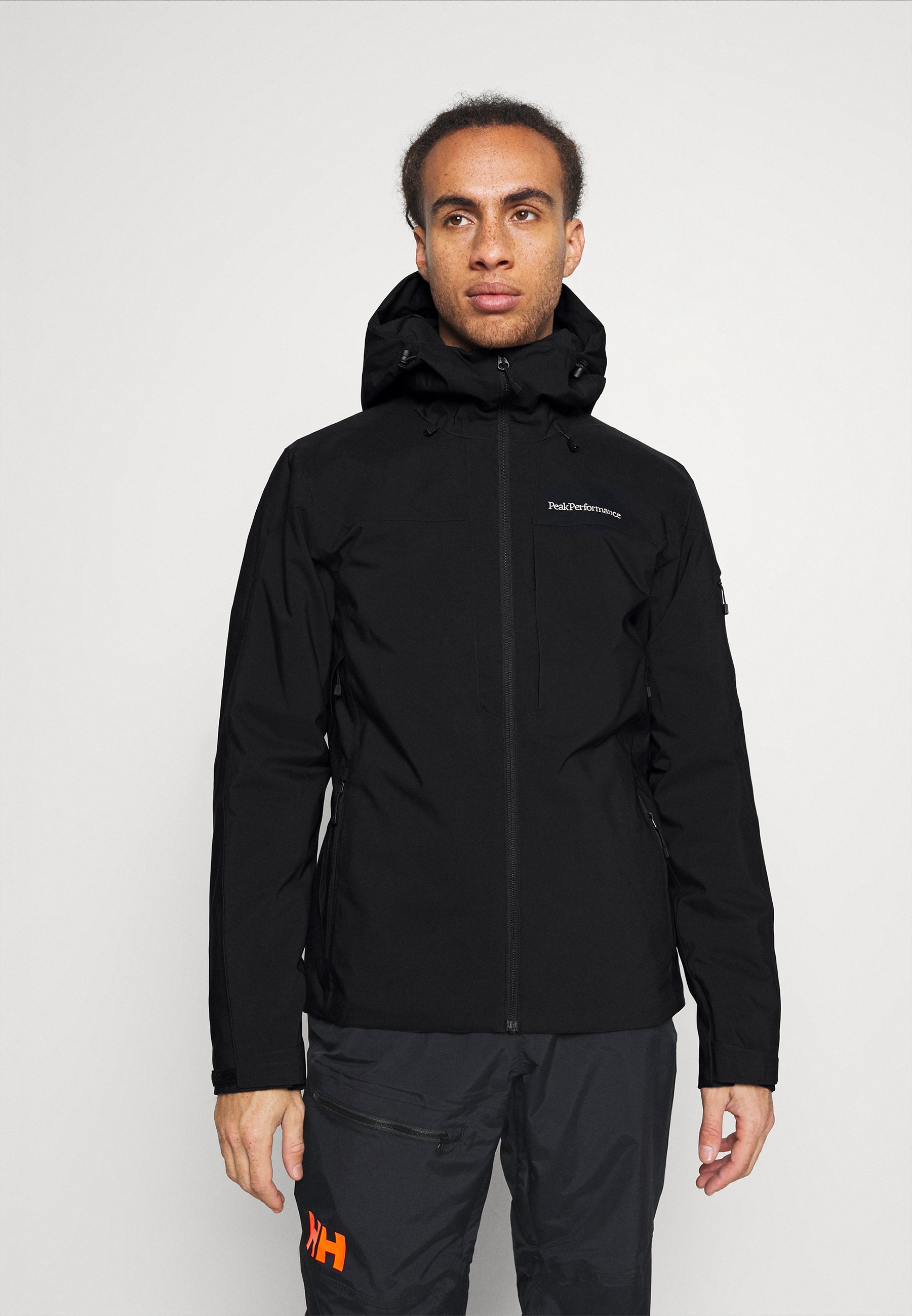 MAROON JACKET Ski jas black