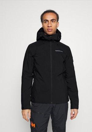 MAROON JACKET - Lyžařská bunda - black