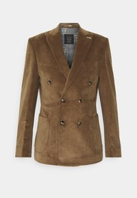 Shelby & Sons - ASTON SUIT - Oblek - brown - 2