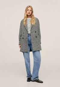Mango - Short coat - grey - 1