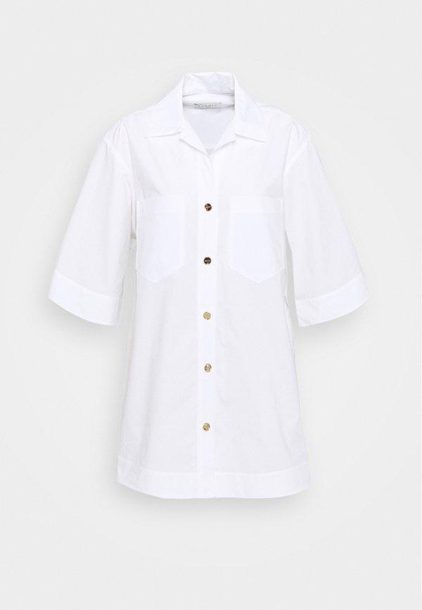 sandro ABBY - Bluzka - blanc/biały XQOC