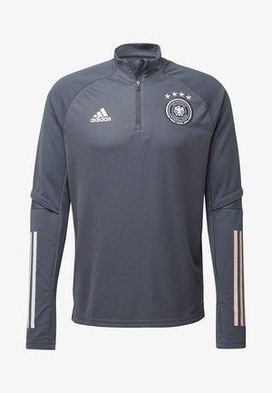 DEUTSCHLAND DFB TRAINING SHIRT - Oblečení národního týmu - onix