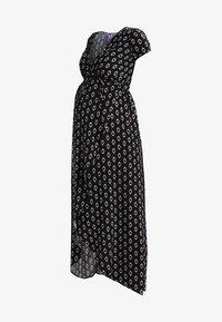 Seraphine - DAISY - Maxi dress - black/white - 4