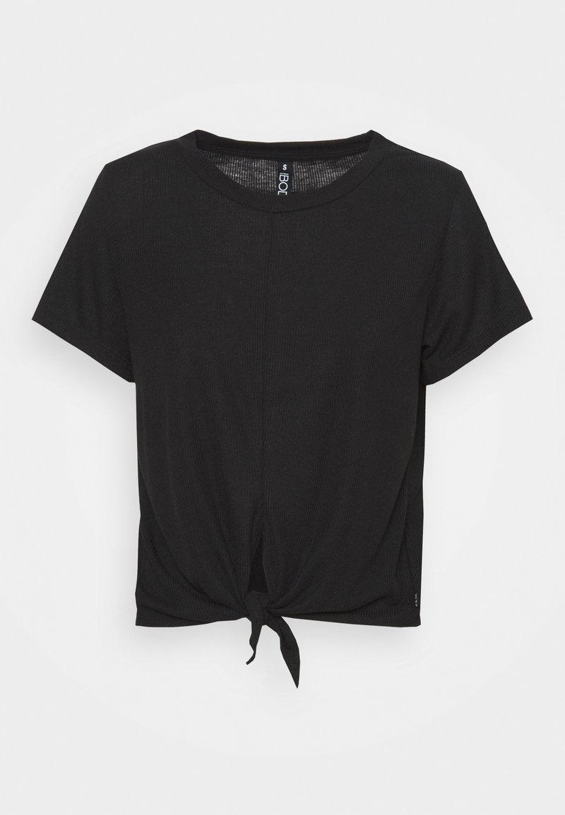Cotton On Body - TIE UP  - Basic T-shirt - black