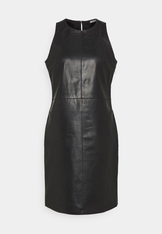 LEECY - Cocktailkjoler / festkjoler - black