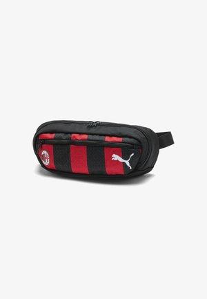 AC MILAN  - Bum bag - black/tango red