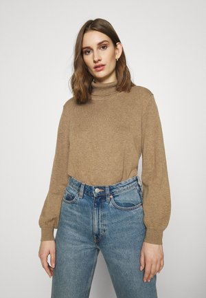CADENCE ROLLNECK - Jumper - incense melange