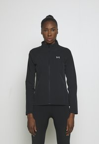 Under Armour - LAUNCH 3.0 STORM JACKET - Sports jacket - black - 0