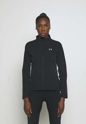 LAUNCH 3.0 STORM JACKET - Hardloopjack - black
