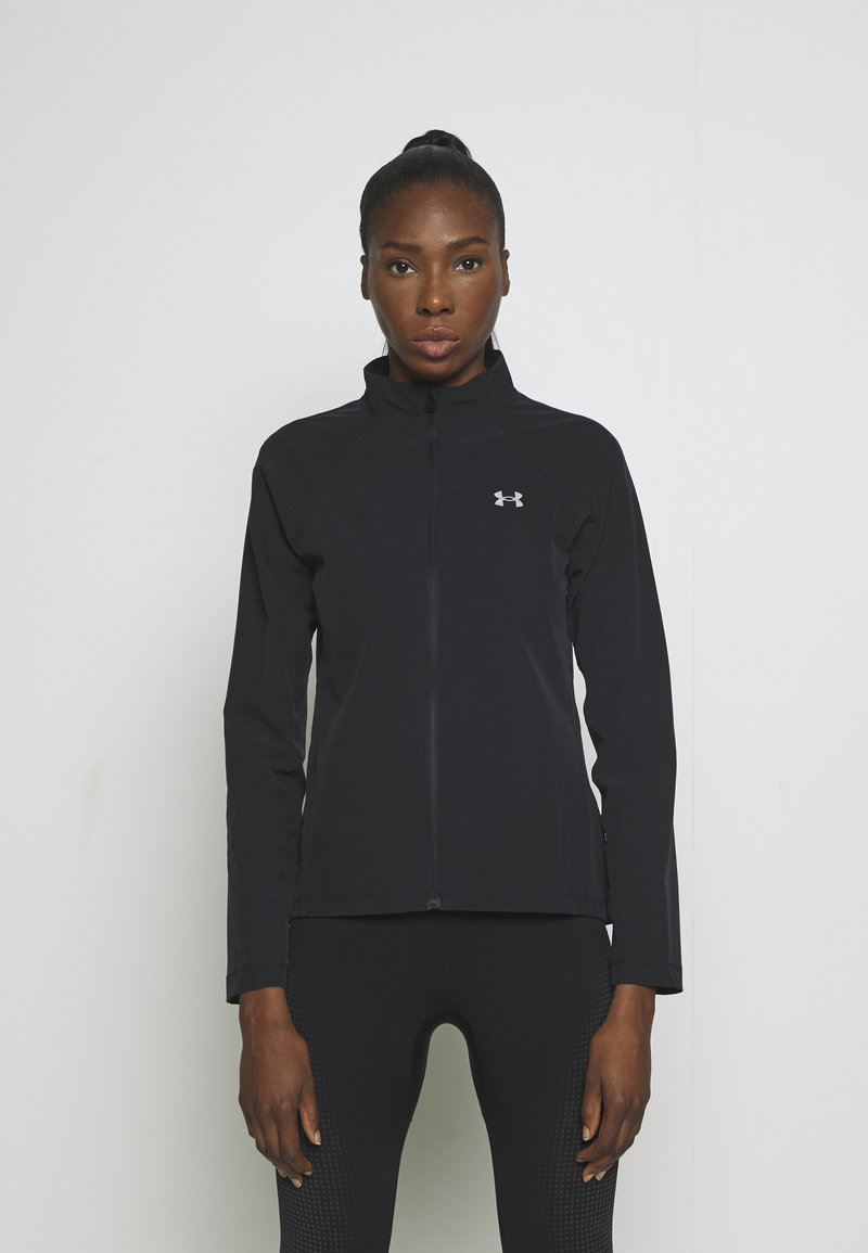 Under Armour - LAUNCH 3.0 STORM JACKET - Sports jacket - black