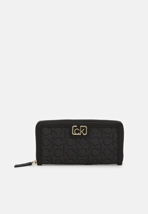 WALLET - Monedero - black