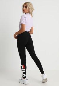 Fila Petite - FLEX - Leggings - black - 2