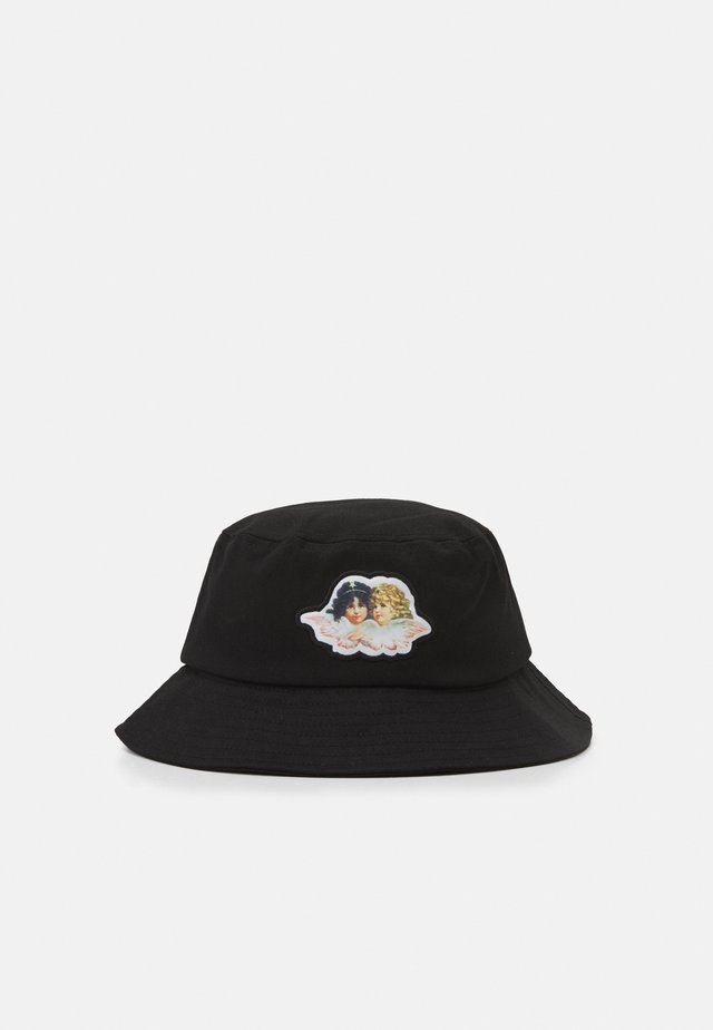 ICON ANGELS BUCKET HAT UNISEX - Hoed - black