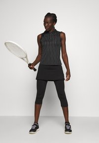 Fila - AMERICAN PIA - Sports shirt - black - 1