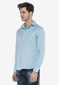 Cipo & Baxx - HECTOR - Formal shirt - blau - 4