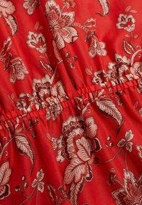 Mango - CALABASA - Maxi dress - rojo - 6