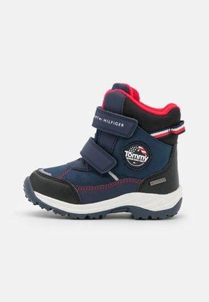 Zimní obuv - blue