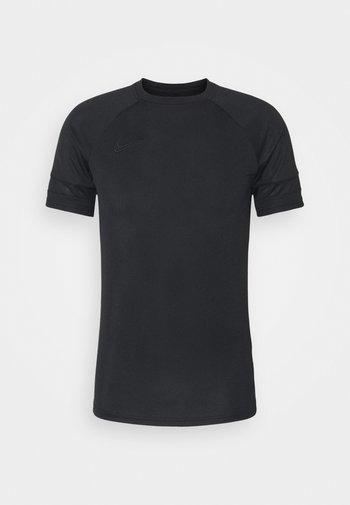 ACADEMY 21 - T-shirt med print - black