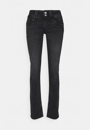 NEW GEN - Slim fit jeans - black wiser