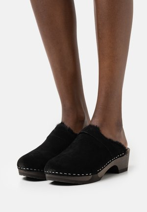 TAIRA - Clogs - black