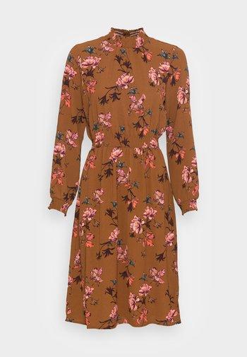 ONLNOVA LUX SMOCK DRESS - Vestito estivo - argan oil/fall devon