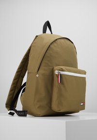 Tommy Jeans - COOL CITY BACKPACK - Rucksack - green - 4