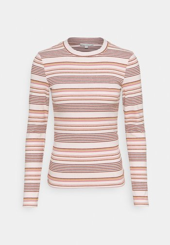 STRIPED COSY LONGLSEEVE