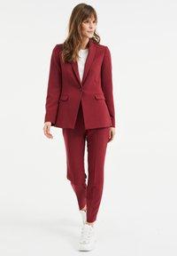 WE Fashion - Blazer - vintage red - 1